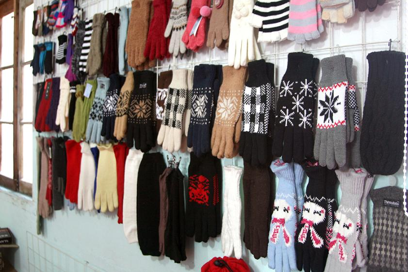 Production --- Gloves
