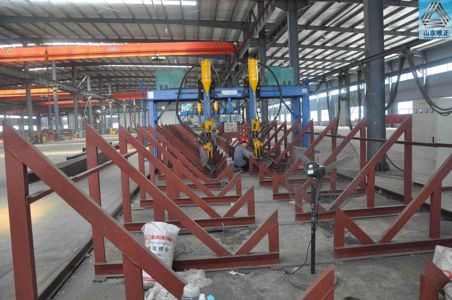 Steel Plant Installation and Maintenance of Roofing