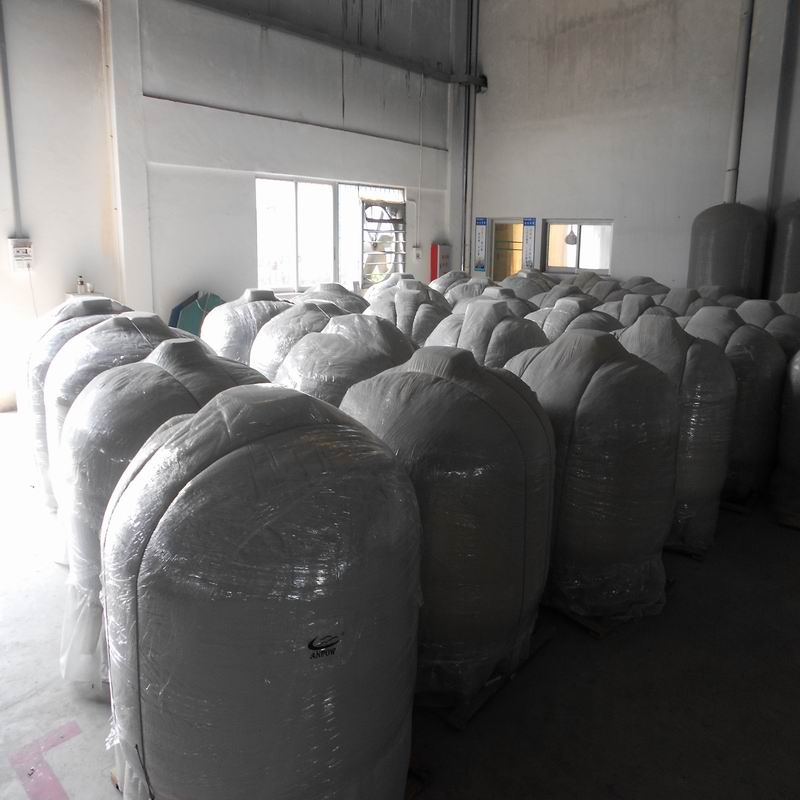 Package of sand filter