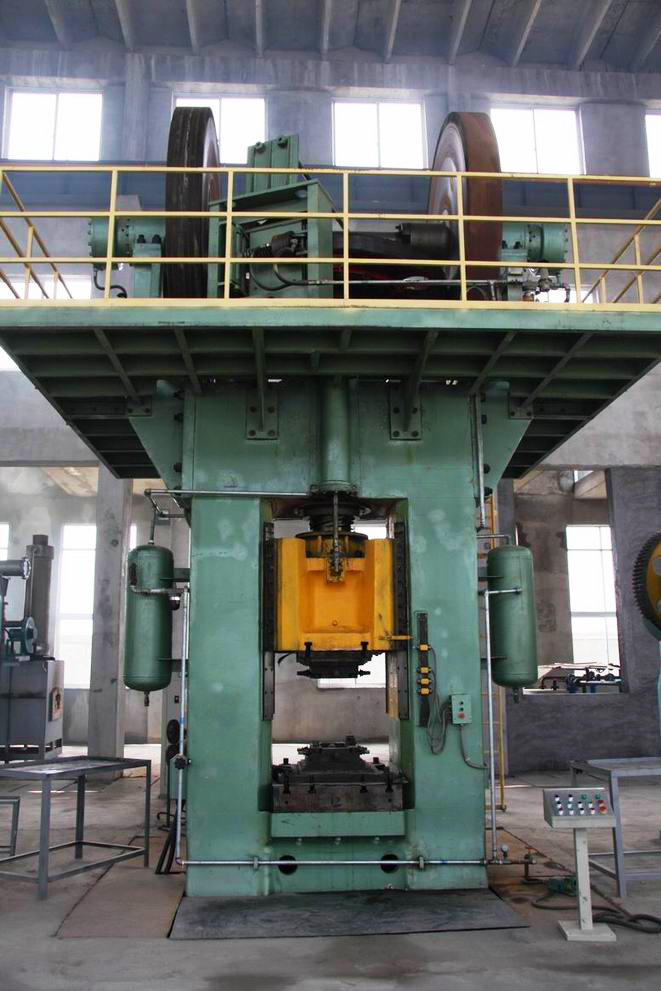 Double Disk Friction Press