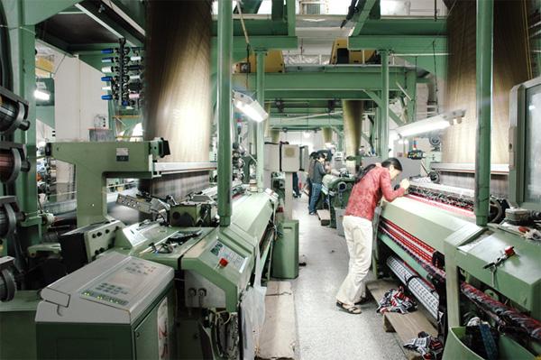Computer Weaving Mchine