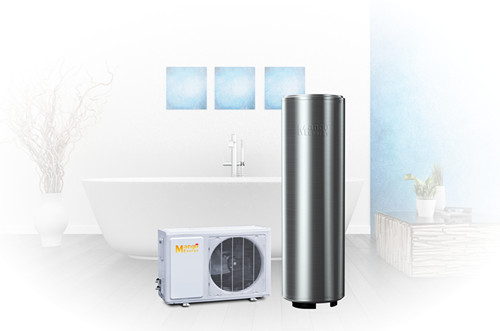 with 300L Tank 5kw house use Air source heat pump