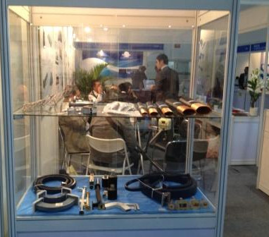Hexu Microwave featured at IME2011 Shanghai