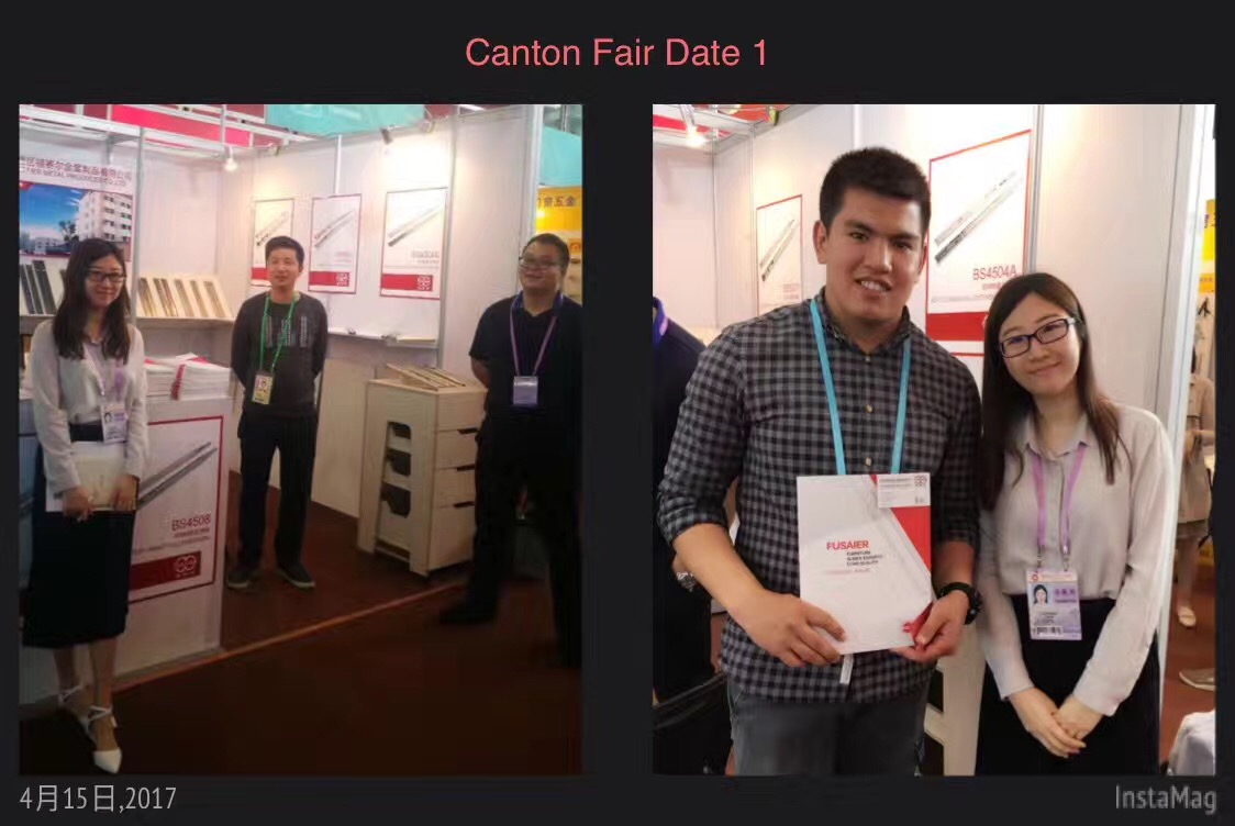 April 2017 Canton Fair
