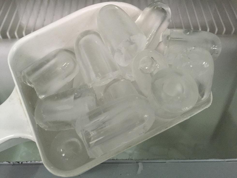 bullet ice