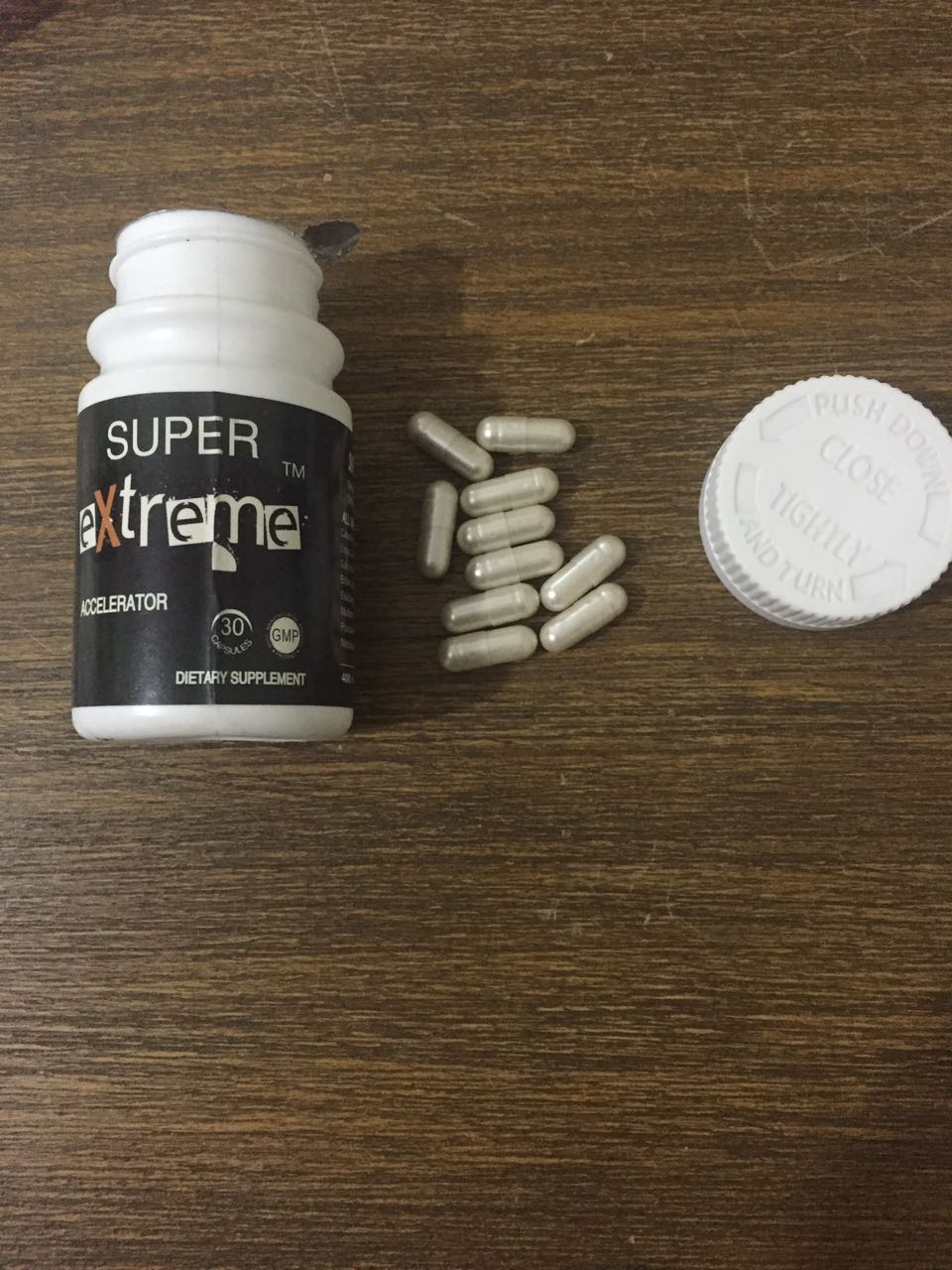 Original Weight Loss Super Extreme Slimming Capsules