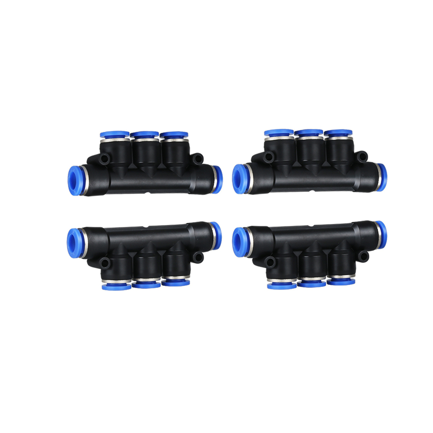 Pneumatic Connectors for Electrical Industrial