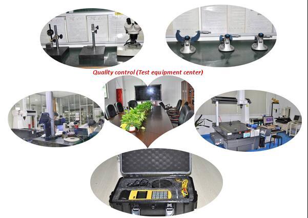 Test equipments center