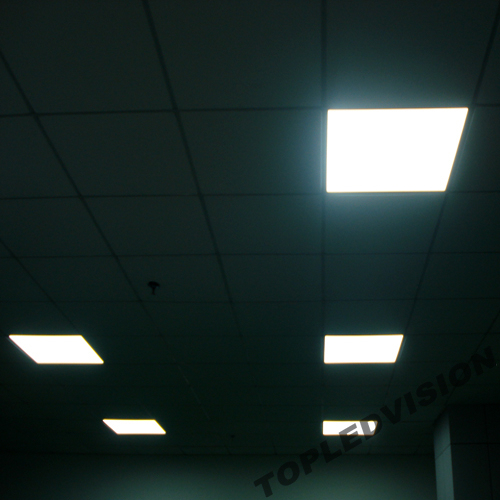600x600 LED Lighting Panel Ceiling Installation
