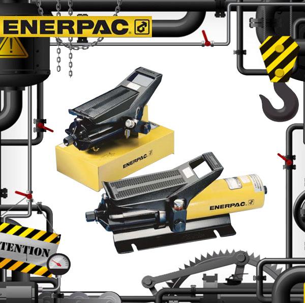 PA-Series, Air Hydraulic Pumps