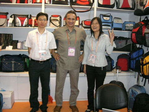 canton fair- client from United States
