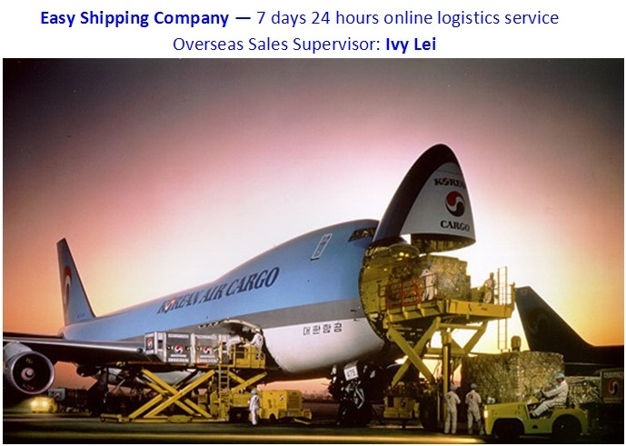 Air Shipping to Europe
