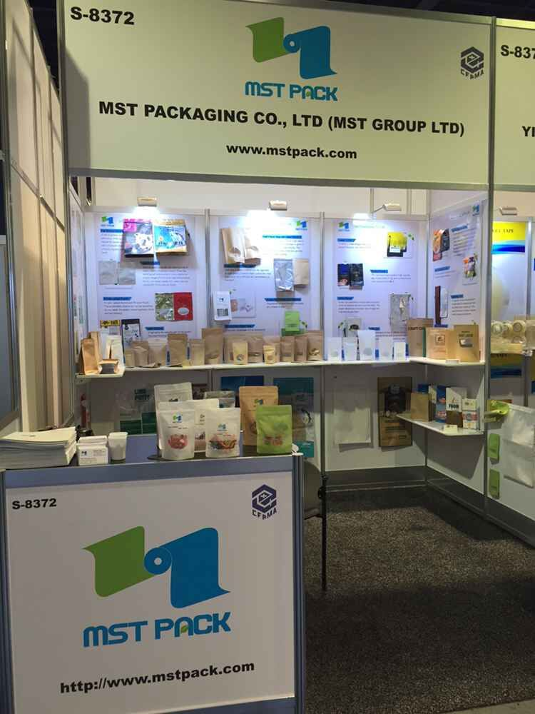 2015 Pack Expo in Las Vegas