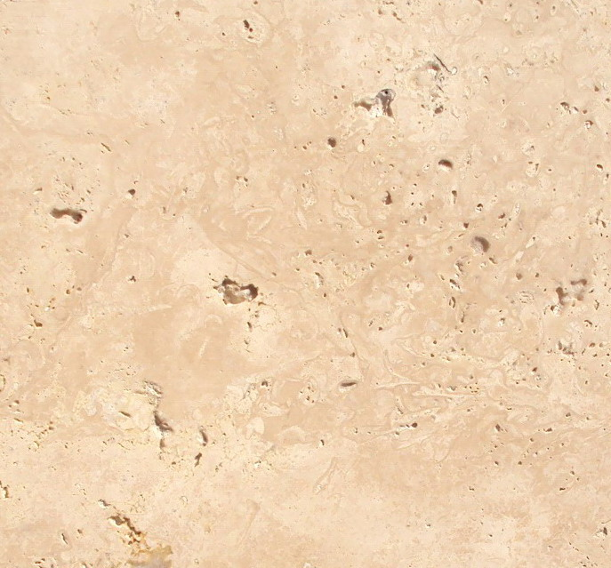 white travertine stone