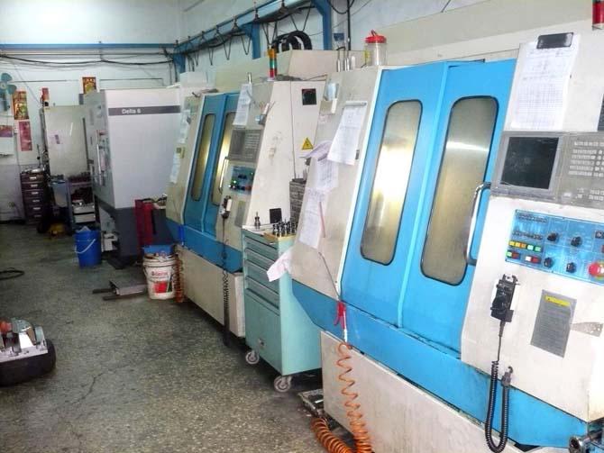 CNC Machine