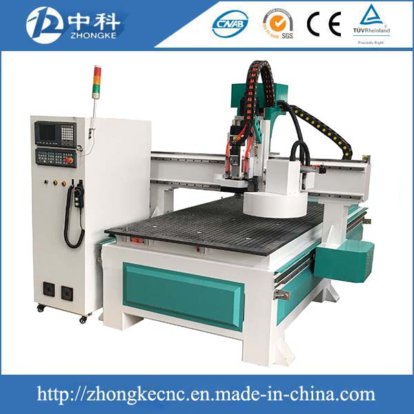 auto tool changing 8-12 pieces cutters cnc router