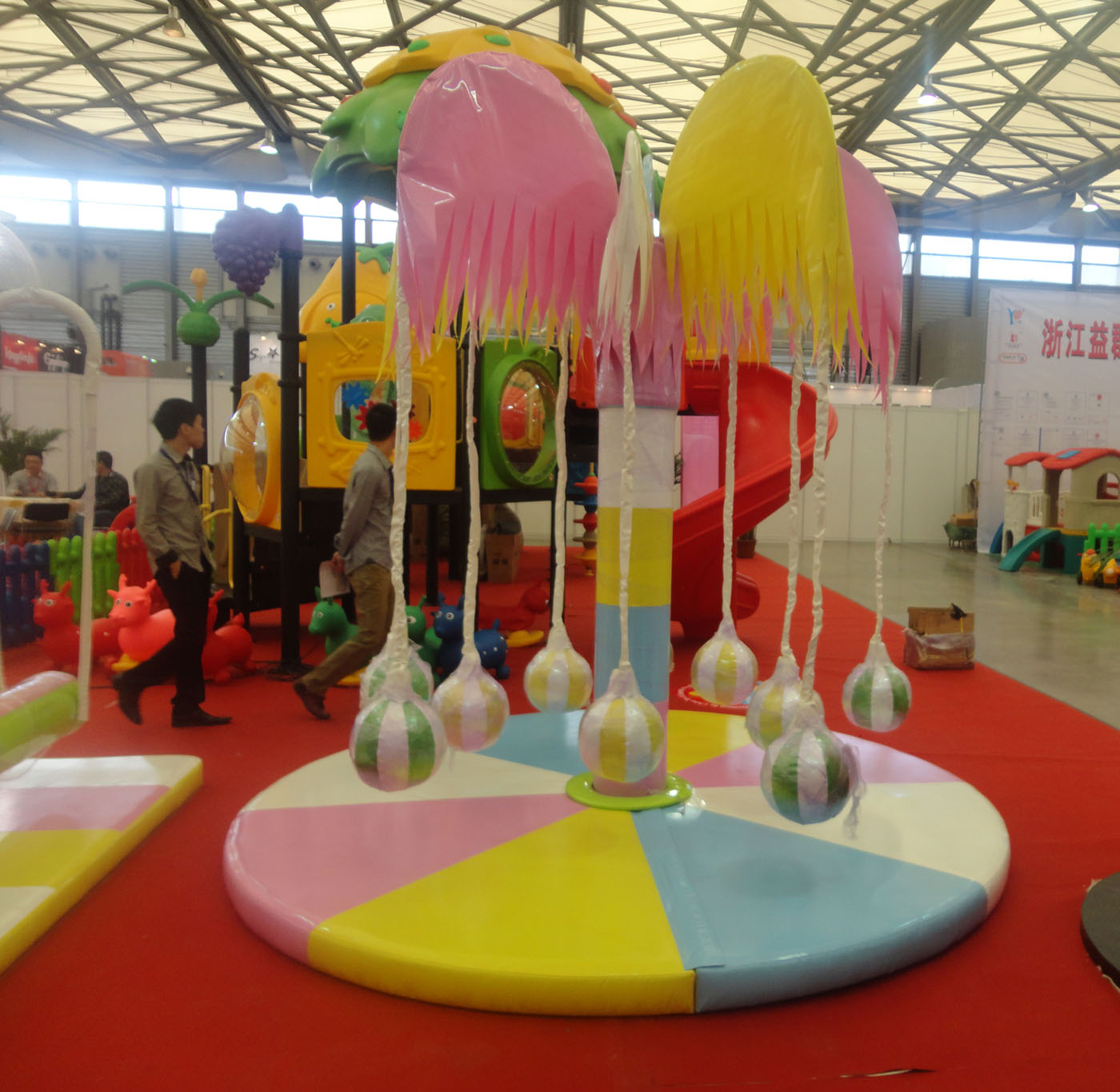 2012 Shanghai toys Fair in Oct 11-13rd.