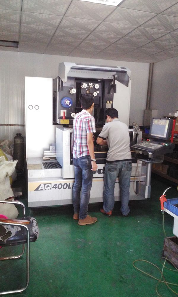 our wire cutting