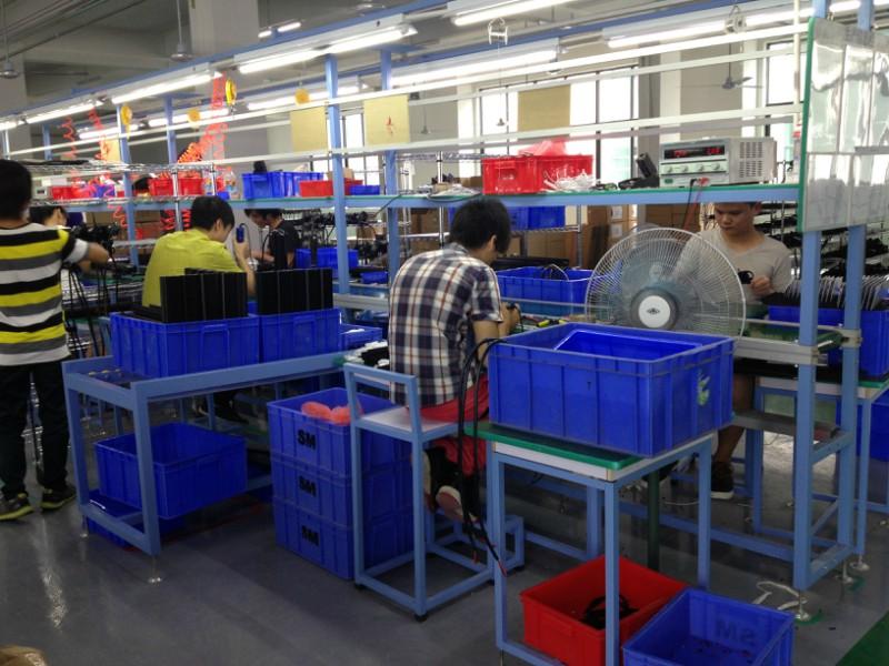 Factory Show- Production Line