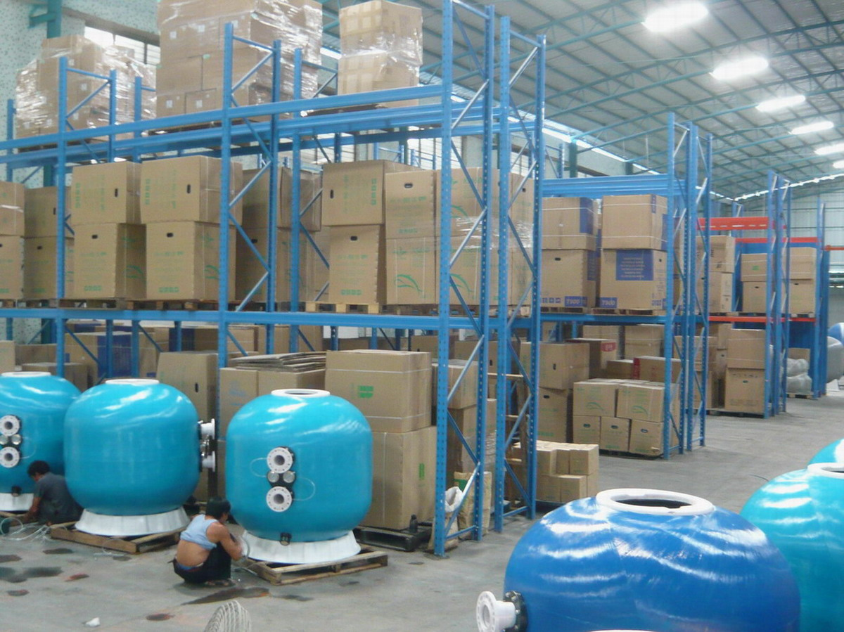 POOLKING factory