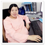 Rebecca Wang(Vice President/Outside Sales Manager)