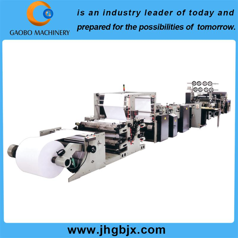high efficiency exercise ruling machine