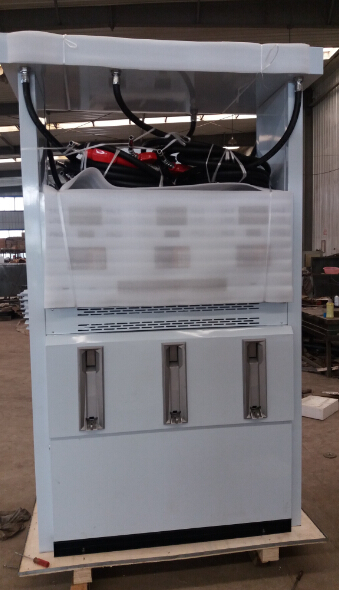 fuel dispenser video