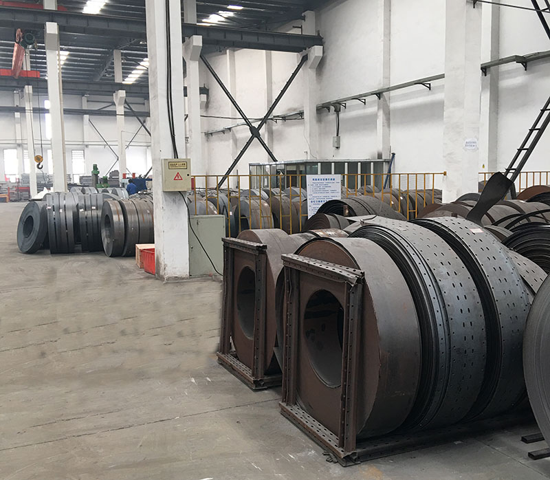 Raw Materials from leading steel manufactures