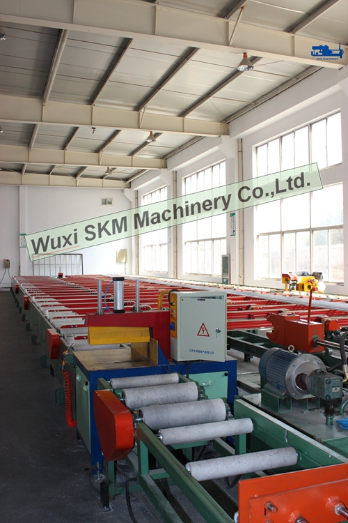 aluminium handling system to Indonesia