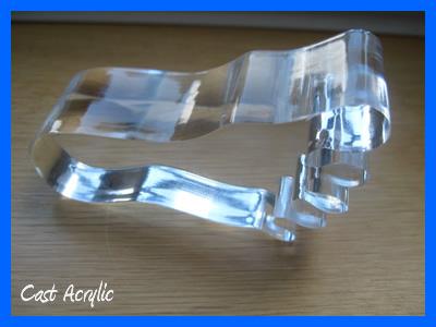 20mm acrylic cutting