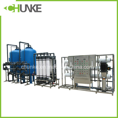Industrial large ro filter system for drinking water plant