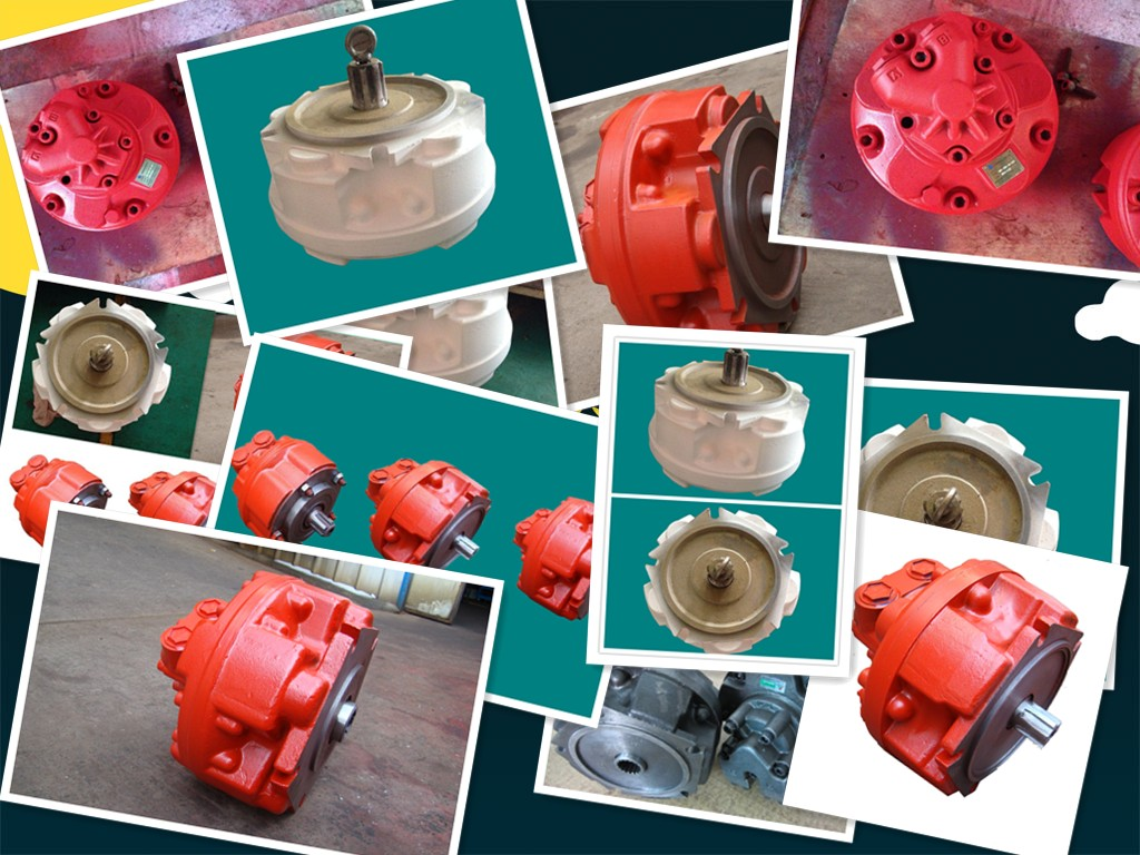 GM series Hydraulic motor