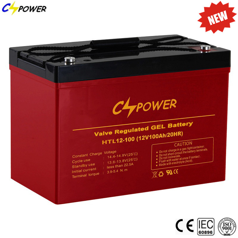 CSPOWER Newest battery suitable for high temperature sites