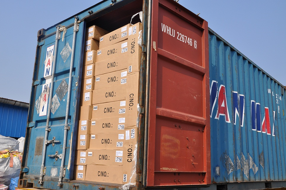 Shipping Container to Indonesia