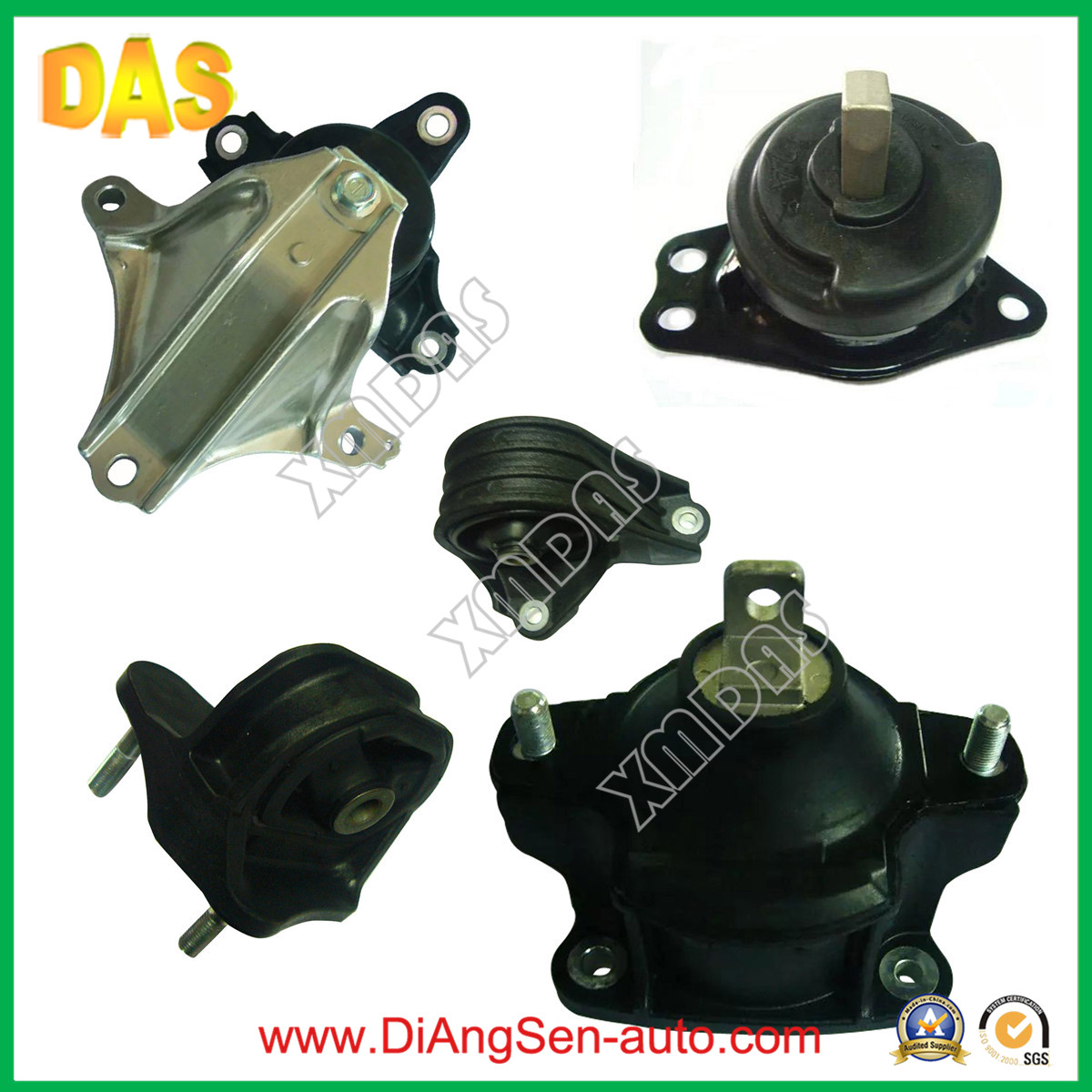 Honda Accord 2012 Engine Mounting