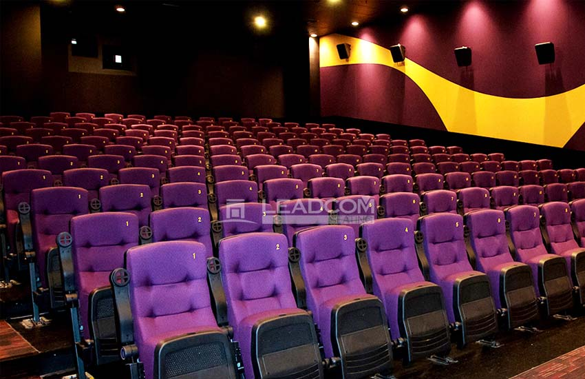 Cinema seating project image