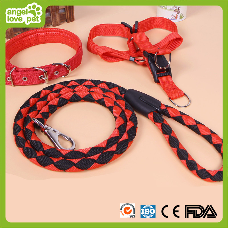 High Quality Bright Colors for Pet Dog Leashes&Collar&Harness (HN-CL638)