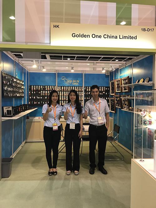 April,2017.HK Gift Show