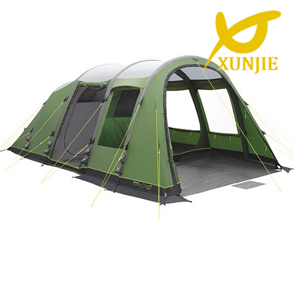Easy Set up Inflatable Tent Windproof Solar Tent Autumn Inflatable Tent