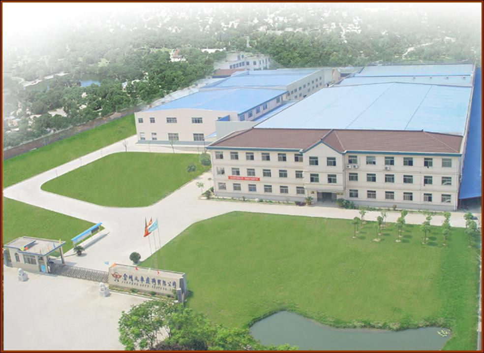 OUR FACTORY 35000m2