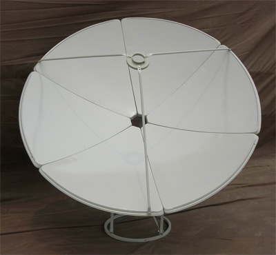 C band 150cm Satellite Dish Antenna