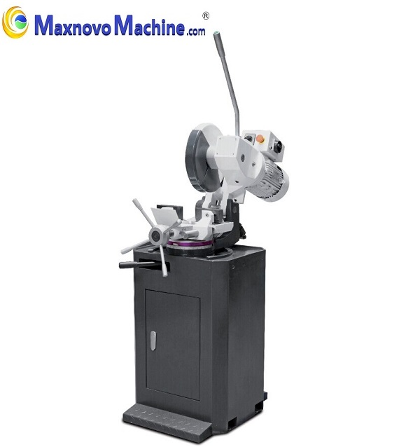 Manual Circular Metal Saw for Steel, Iron, Light Metals, Solid Material and Profiles (MM-CS275)