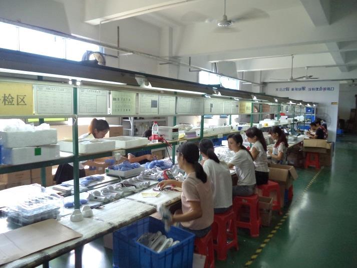 working department