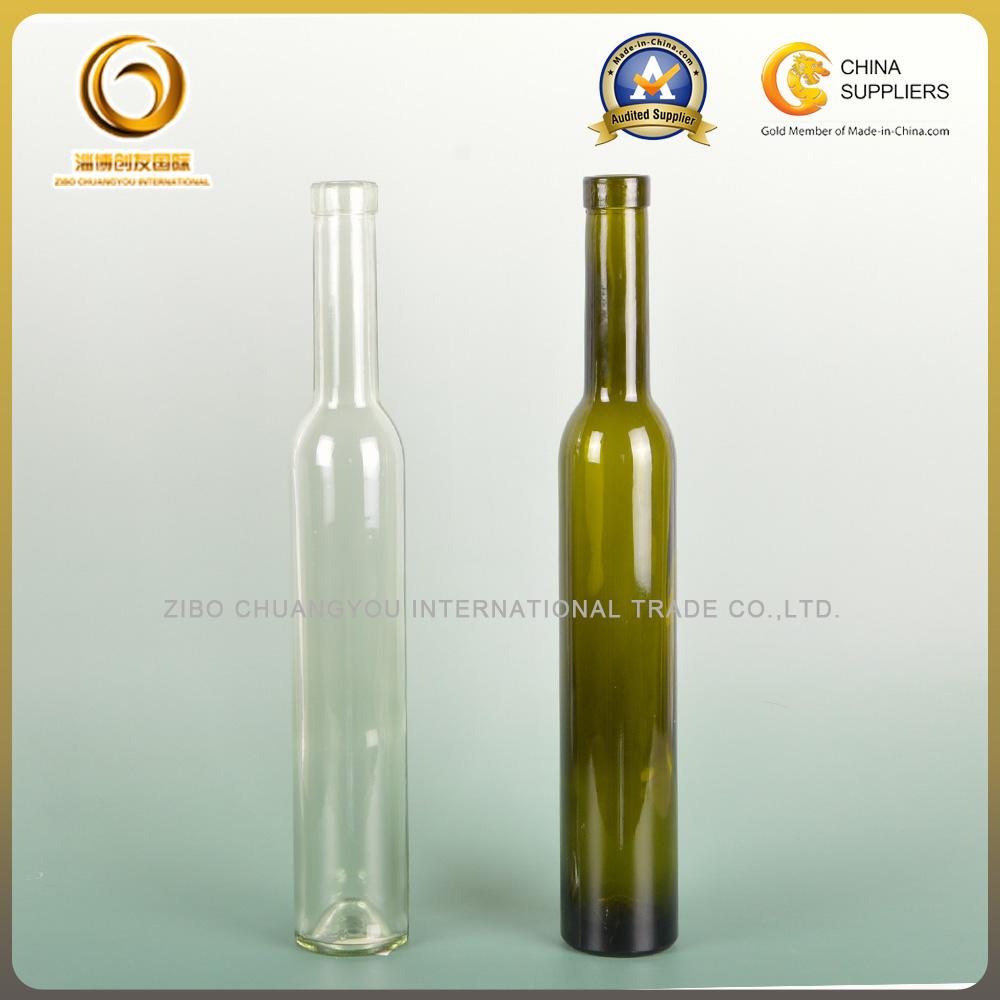 375ml ice wine glass bottle