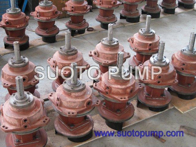 Self-priming Centrifugal Sewage Pump