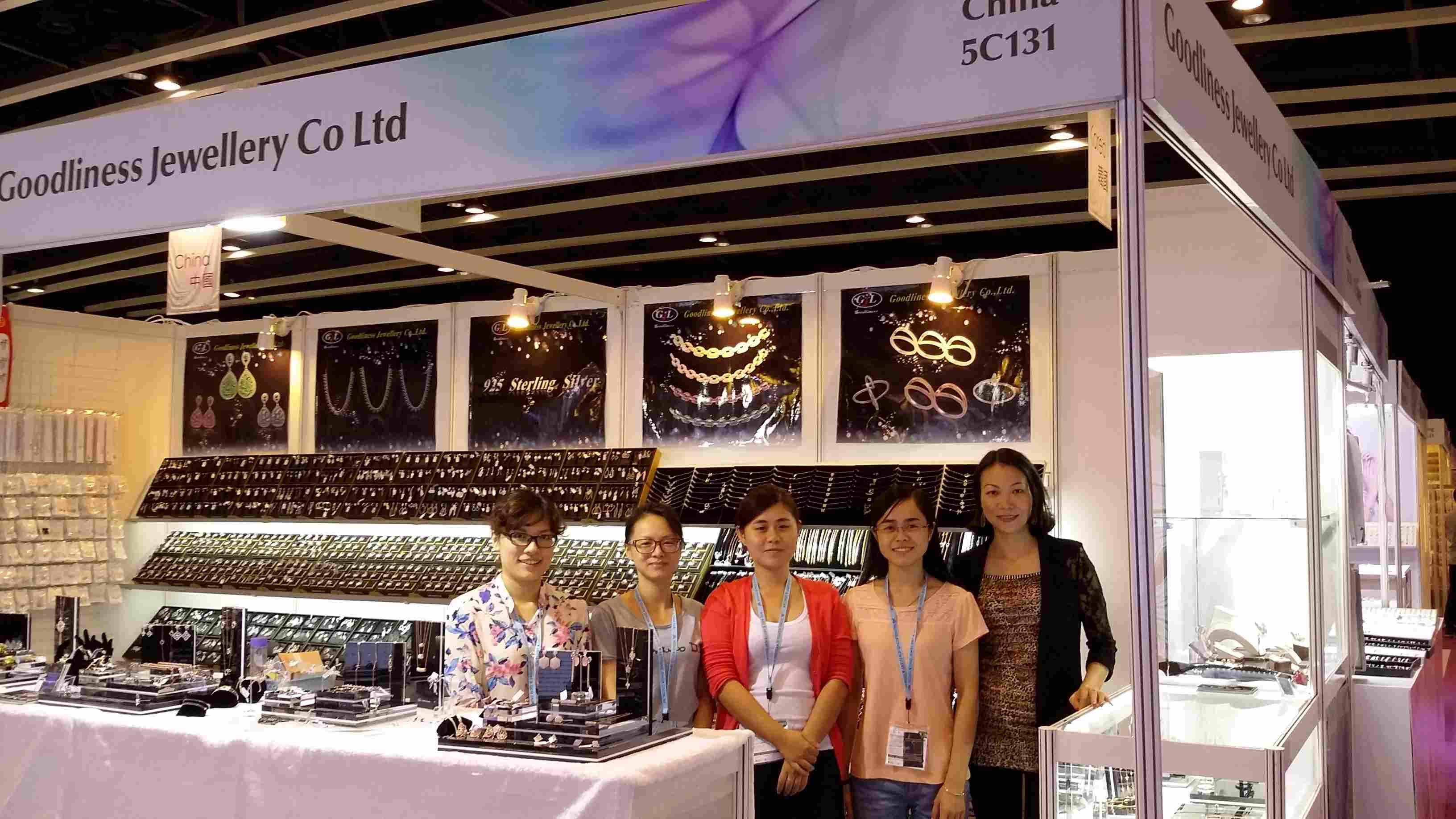 Mar., June, Sep. HongKong International Jewelry Show