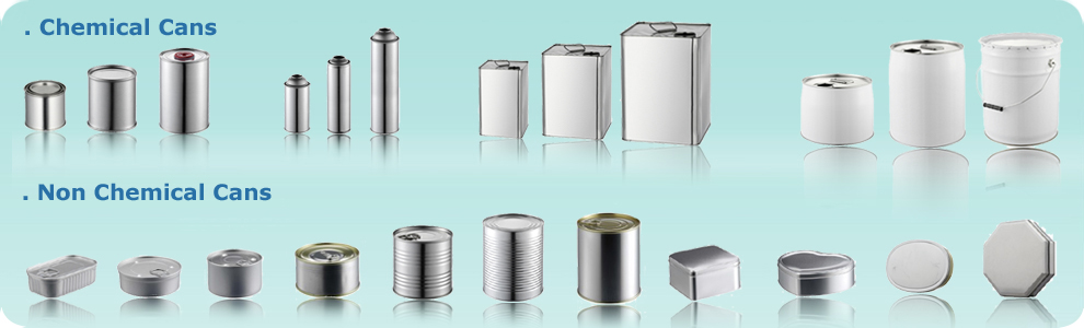 Complete Tin Can Making Production Line