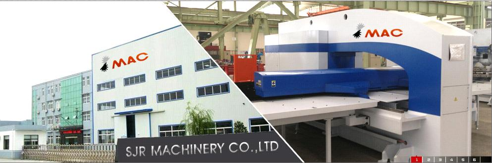 SJR Machinery Co. Ltd