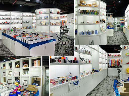 BestSub Showroom with 3000+ Sublimation Products