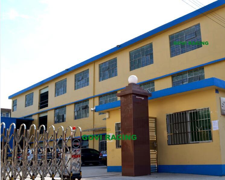 Silicone hose factory